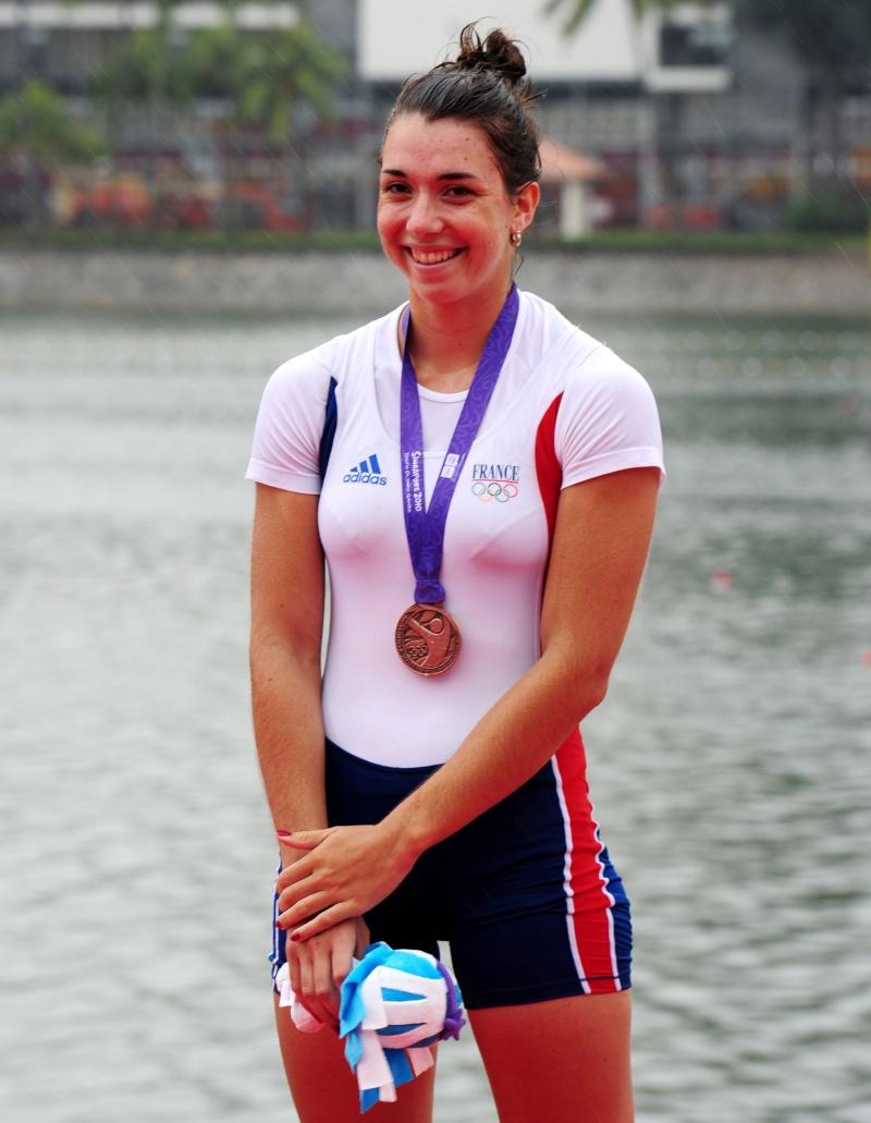 AVIRON - Jeux Olympiques de la Jeunesse, Singapour 2010 177110