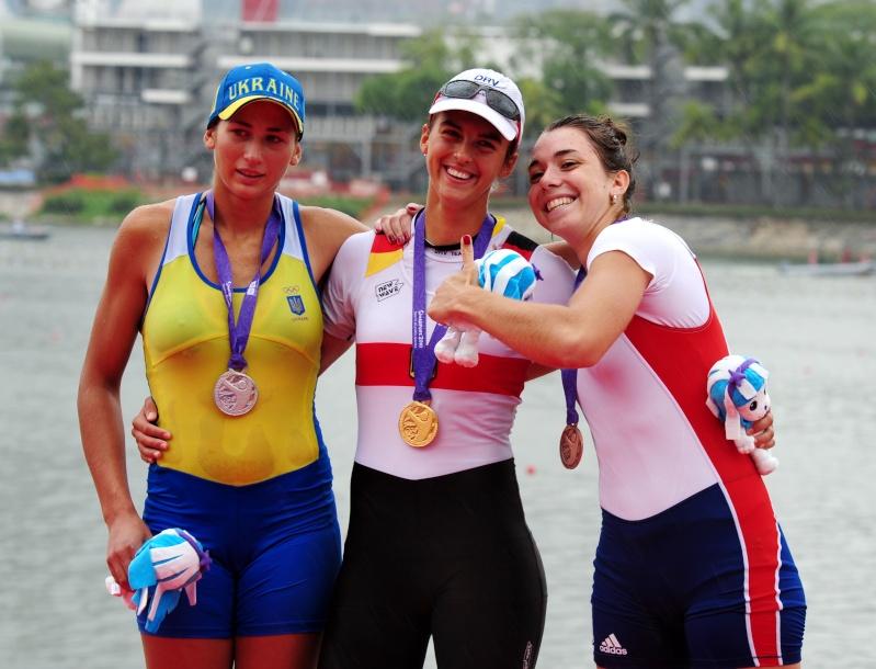 Jeux Olympiques de la Jeunesse - Singapour 2010 - 2eme médaille Française 178210