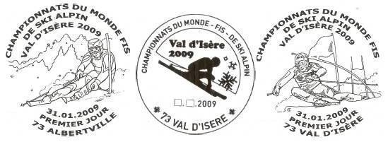 La boutique Val d'Isère 2009 Cachet10