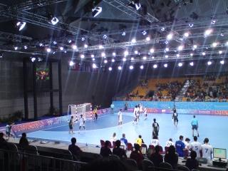 HANDBALL - Jeux Olympiques de la Jeunesse, Singapour 2010 Dsc02112