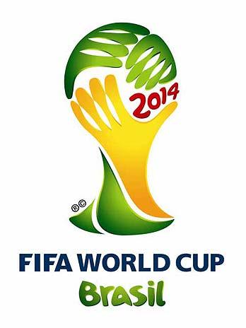 Logo officiel de la Coupe du Monde de Football de la FIFA Brésil 2014 Fifa2010