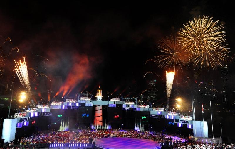 Jeux Olympiques de la Jeunesse - Singapour 2010 - Cérémonie de Clôture Syo_2710