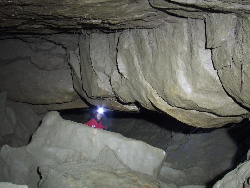 Ogof Hen Ffynnonau (Poachers Cave) Dscf1012