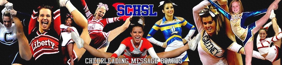 SC Cheer Boards