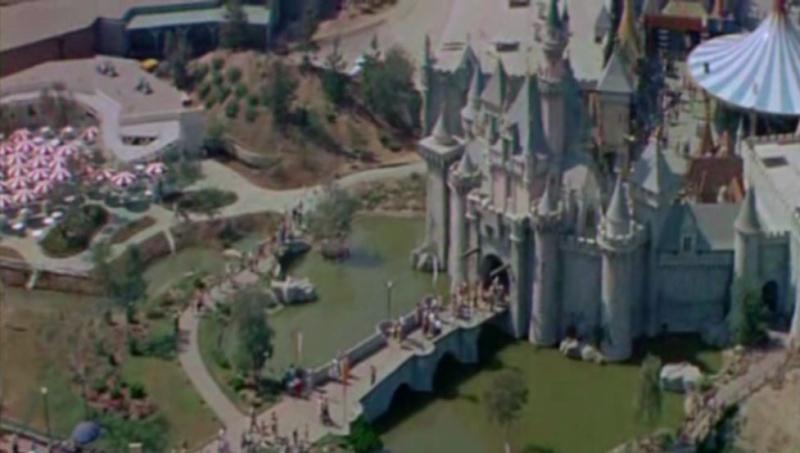 Retour dans le passé a Disneyland Californie Walt10