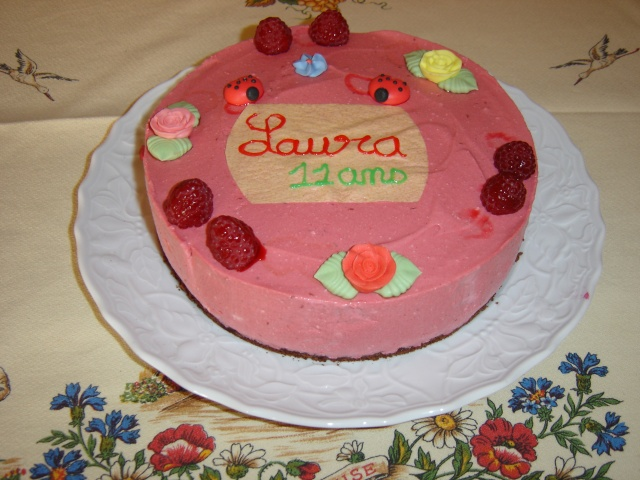 les gâteaux de l'anniversaire de Laura Dsc04415