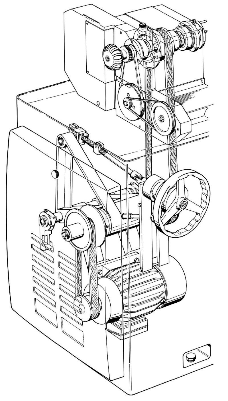 Coupe moteur schaublin Img16719