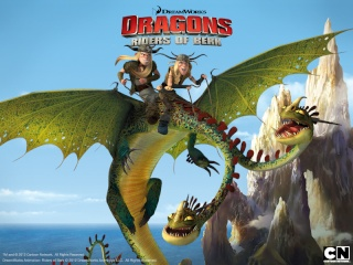 Dragons – Riders of Berk Dragon11