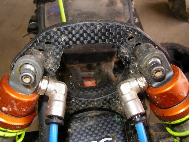 Chasis corto (-4,5cm) Scorpion A811