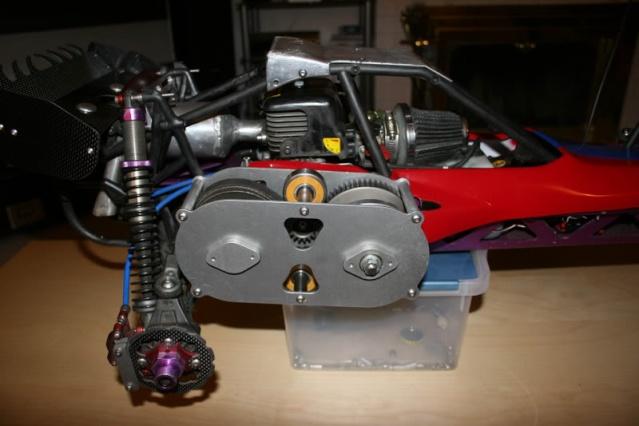 Variador para hpi baja Cvtsid10