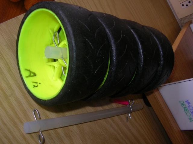 Transporta-ruedas económico R5sj610