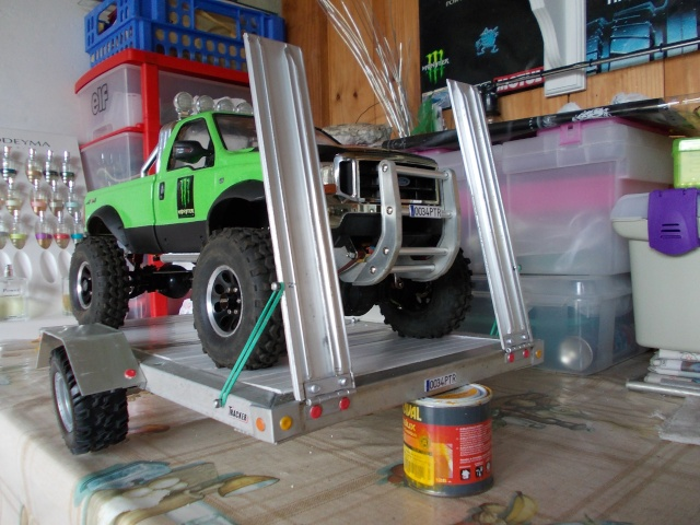 Remolques, plataformas porta-coches... peter34 Tamiya26