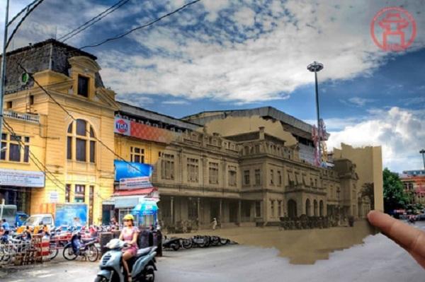 """Việt Nam """"cổ kính + hiện đại"""" 12052212"""
