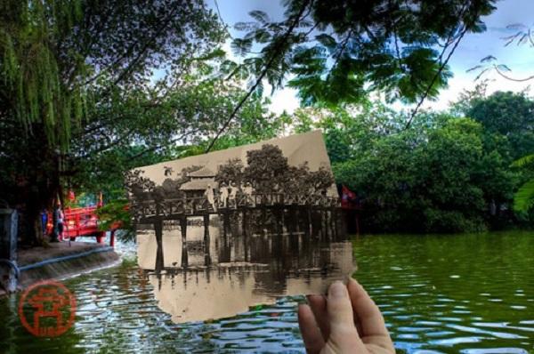 """Việt Nam """"cổ kính + hiện đại"""" 12052216"""