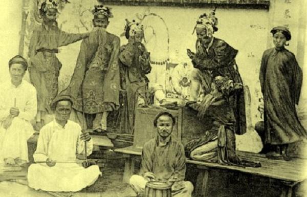 Nghệ thuật Việt Nam thời xưa 12083032
