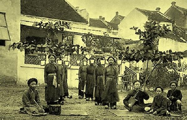 Nghệ thuật Việt Nam thời xưa 12083035