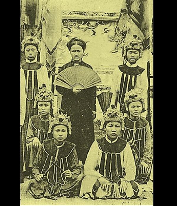 Nghệ thuật Việt Nam thời xưa 12083036