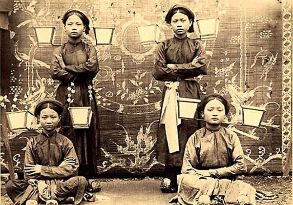 Nghệ thuật Việt Nam thời xưa 12083037