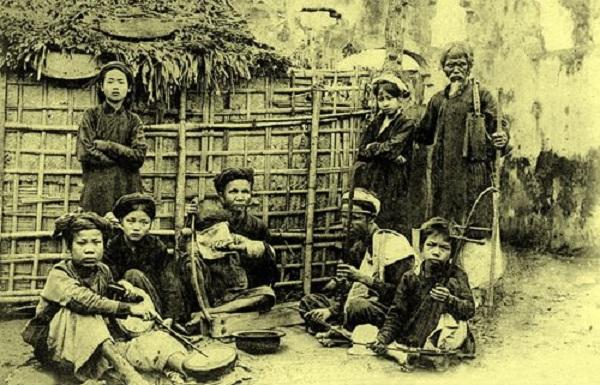 Nghệ thuật Việt Nam thời xưa 12083040