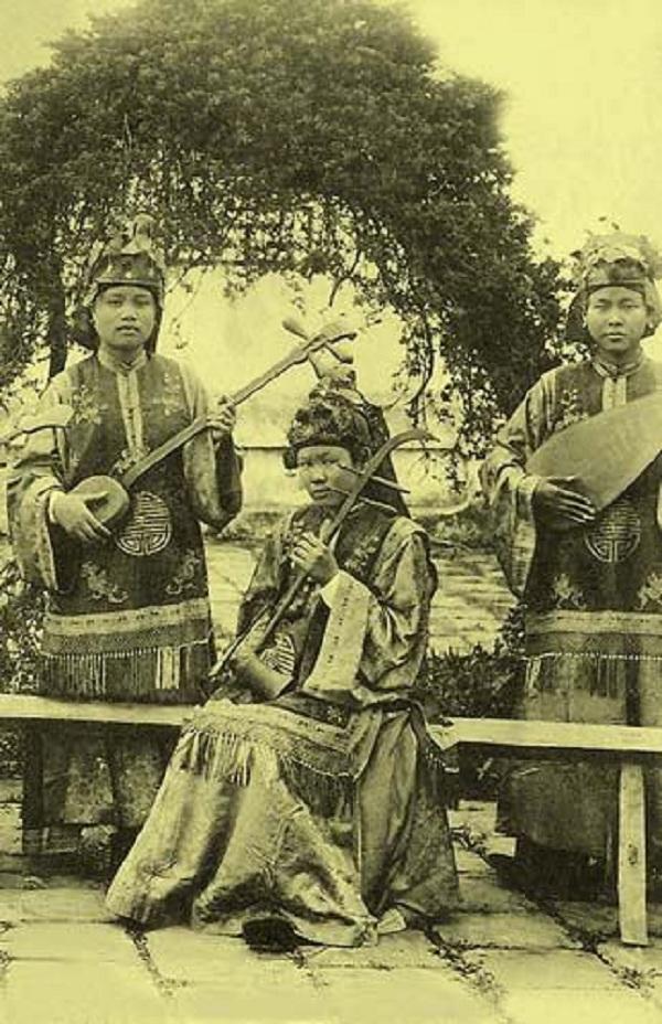 Nghệ thuật Việt Nam thời xưa 12083042
