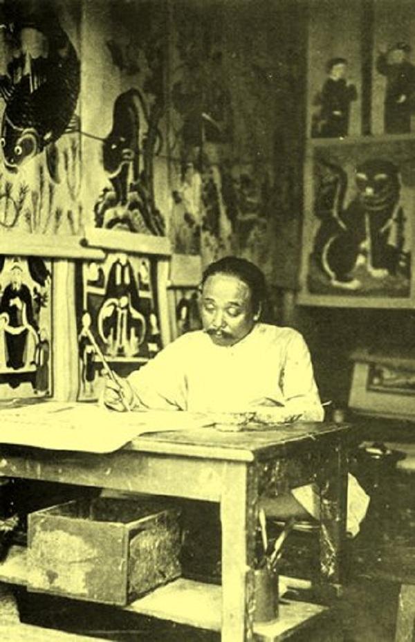 Nghệ thuật Việt Nam thời xưa 12083044