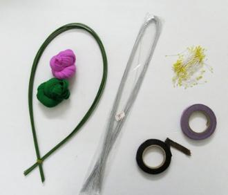 Cách làm hoa voan 12091211