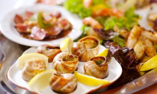 Thưởng thức ẩm thực ở đất nước tình yêu  12102012