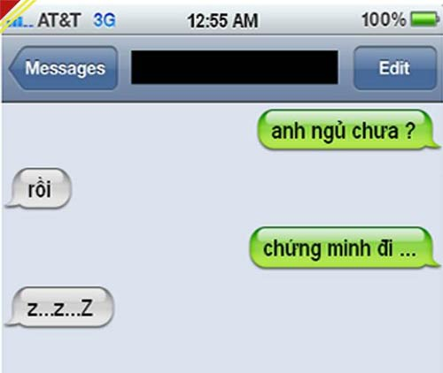 Cười nghiêng ngả với những tin nhắn... 461ba610