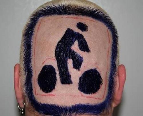 Thời trang tóc của cánh mày râu A231cc10