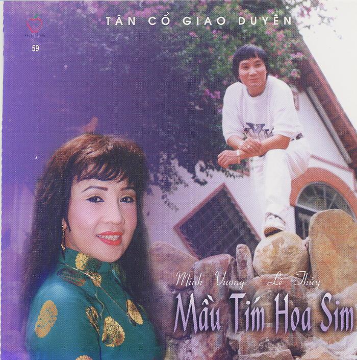 Màu tím hoa sim - CD - Lệ Thủy, Minh Vương Apple510