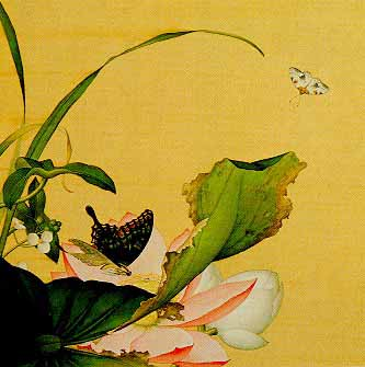 ĐI TÌM ĐƯỜNG BAY ƯU VIỆT CỦA THI CA - Thái Tú Hạp Lotus10