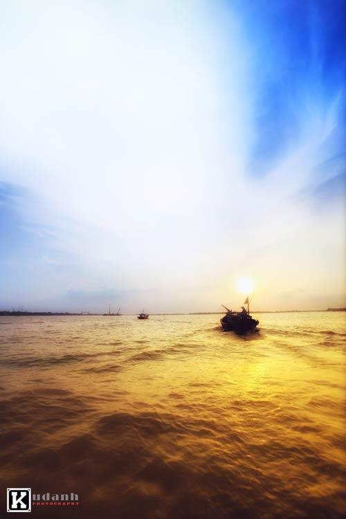 Sông nước Việt Nam Nguoid19