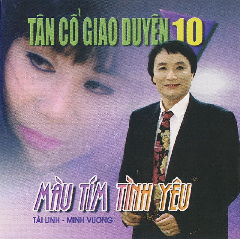 Màu tím tình yêu - CD Minh Vương Tài Linh Sgptcg10