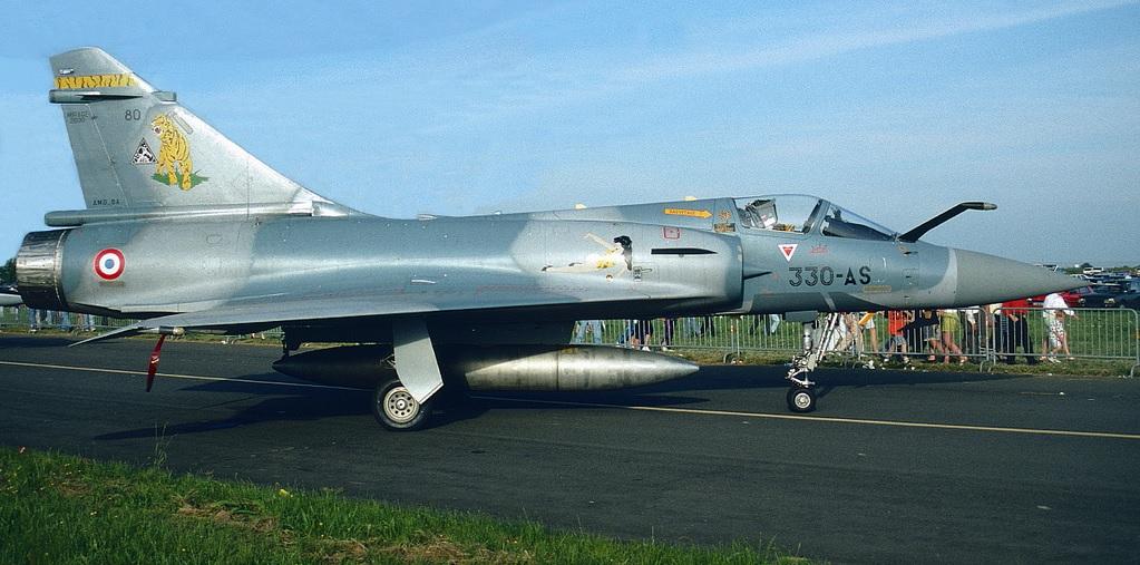Dassault Mirage 2000C [ITALERI / ESCI 1/48] Cambra10