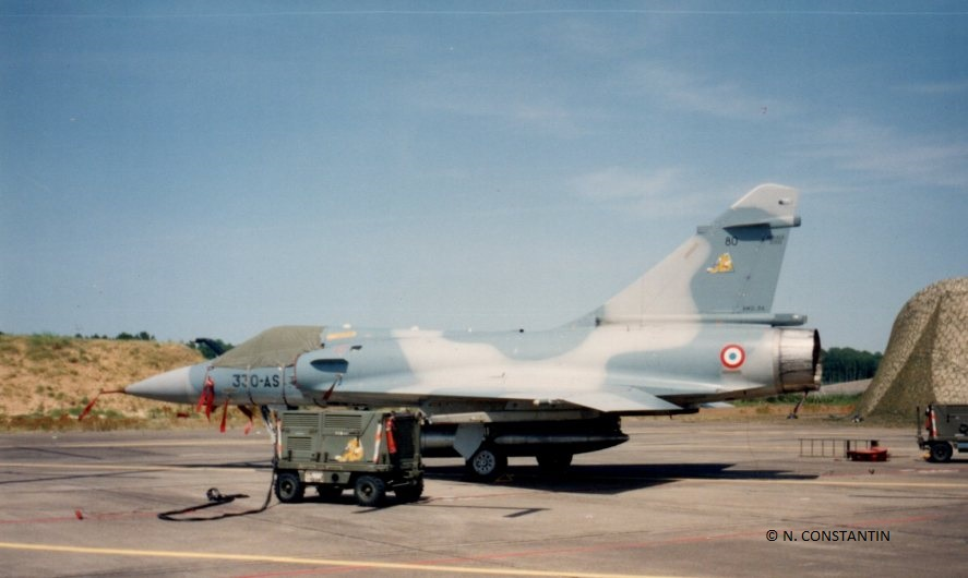 Dassault Mirage 2000C [ITALERI / ESCI 1/48] Img17610