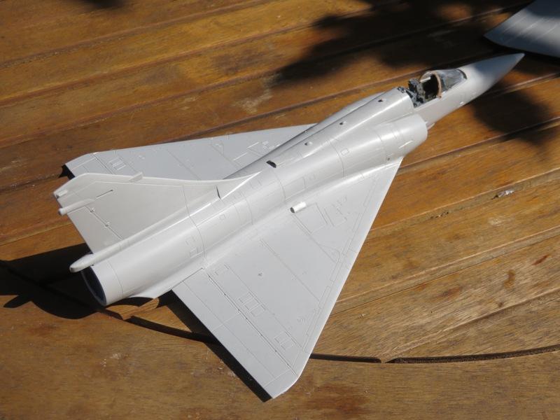 Dassault Mirage 2000C [ITALERI / ESCI 1/48] Img_8516
