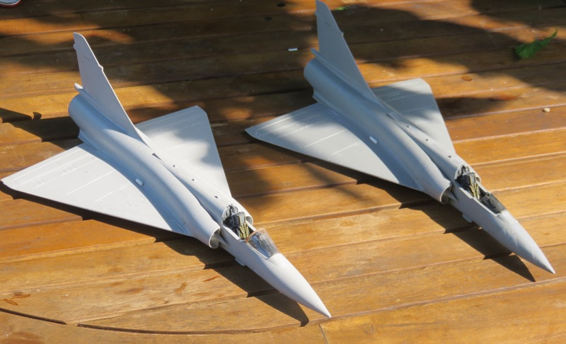 Dassault Mirage 2000C [ITALERI / ESCI 1/48] Img_8517