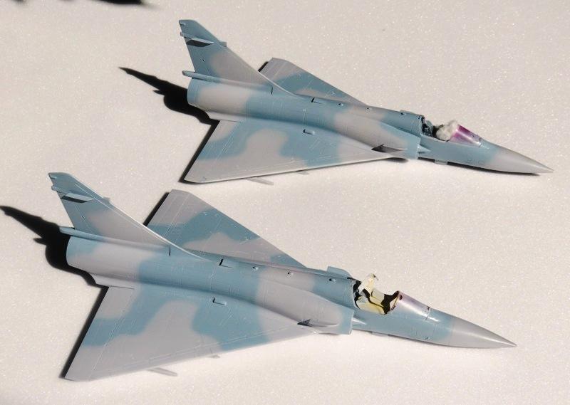 Dassault Mirage 2000C [ITALERI / ESCI 1/48] Img_8518