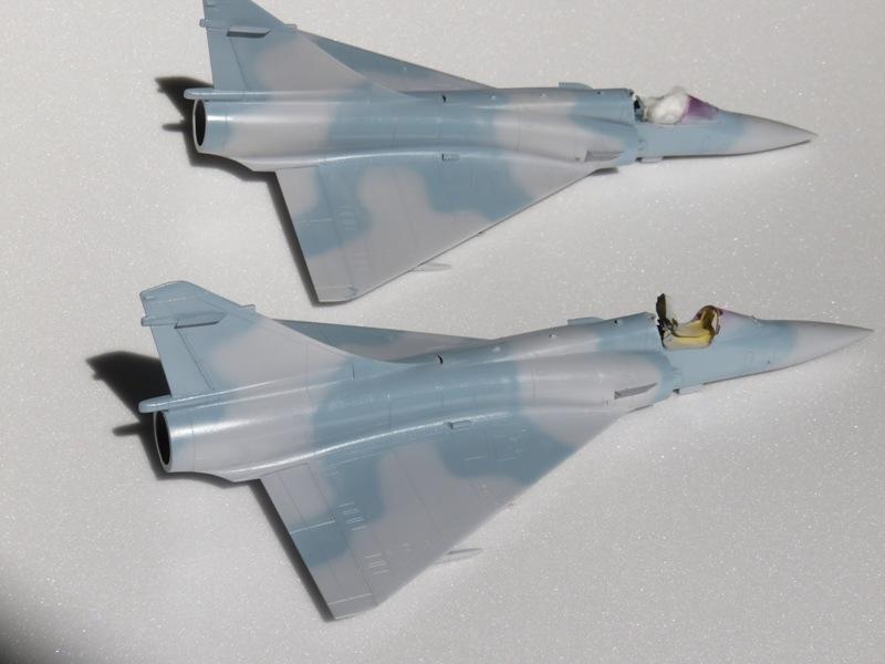 Dassault Mirage 2000C [ITALERI / ESCI 1/48] Img_8519