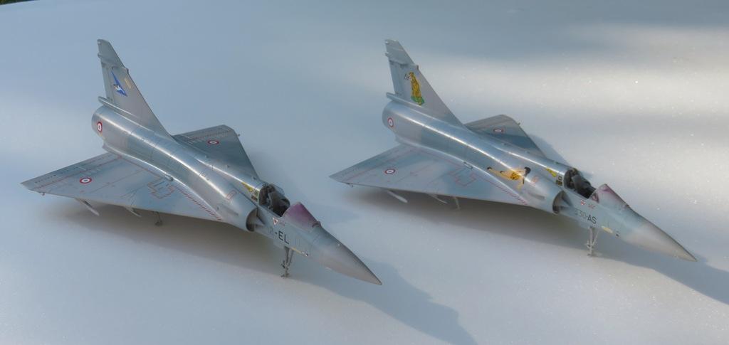 Dassault Mirage 2000C [ITALERI / ESCI 1/48] Img_8520