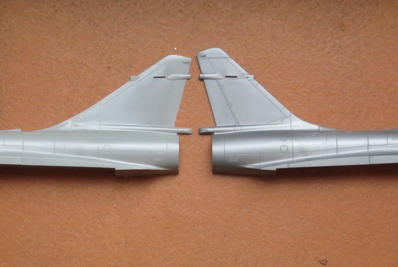 Dassault Mirage 2000C [ITALERI / ESCI 1/48] Img_8524