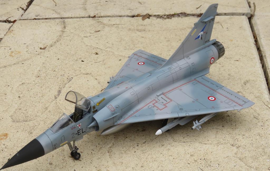 Dassault Mirage 2000C [ITALERI / ESCI 1/48] Img_8525