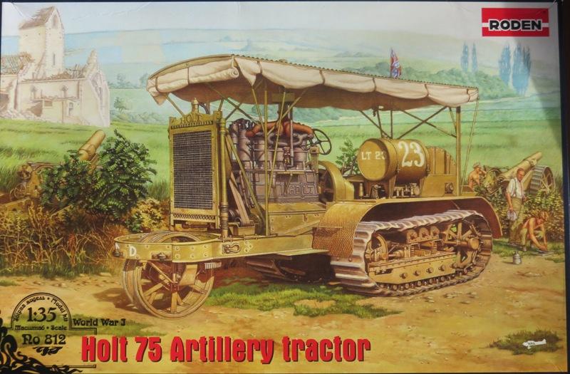 Tracteur d'artillerie HOLT 75 [RODEN 1/35] Img_9718
