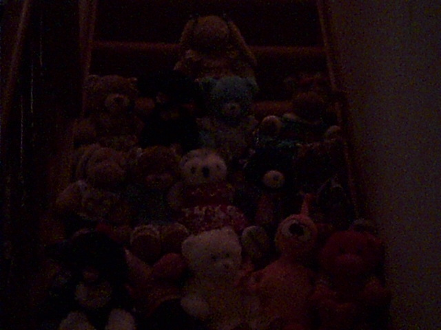 All of my build a bears! 01810