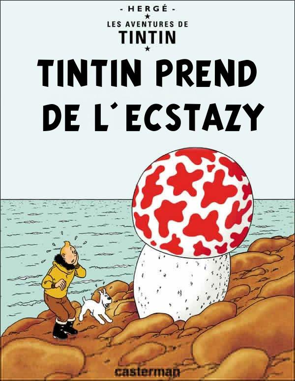 Couvertures de Tintin Etoile10