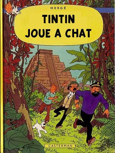 Couvertures de Tintin Picaro10