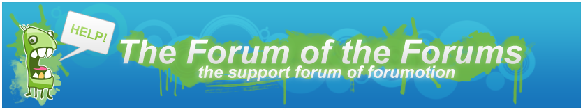 Support Forum Banner Competition Forumo11