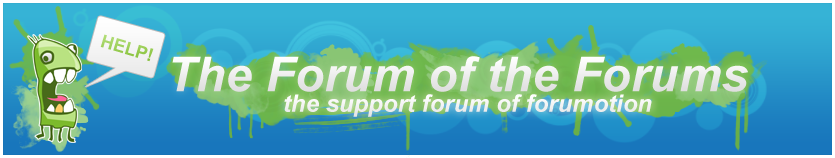 Support Forum Banner Competition Forumo12