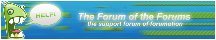 Support Forum Banner Competition Forumo13