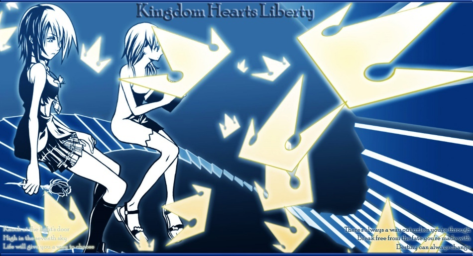 Kingdom Hearts Liberty RPG